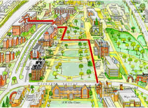 Tufts Medford Campus Map.Contact Amar Bhide